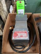 Sola Electric constant voltage transformer. Catalog 23-22-112-2.