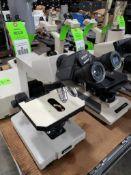 Nikon microscope.