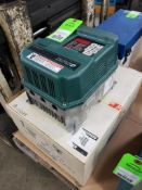 Reliance Electric VS drive. GV3000, part number 2V4122. New in box.