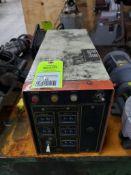 Technitron type N2HX150 weld controller.