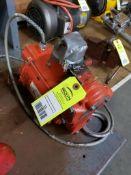 Gasboy power operatured pump. 50psi max.