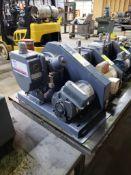 Welch Duo-Seal vacuum pump. Model 1397. 1hp single phase.