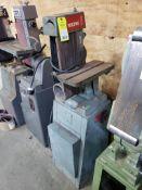 "Wilton 6"" vertical belt sander. 110v single phase."