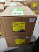 Qty 2 - Square D PowerPact circuit breaker. Model HDL36070. 70amp 3 phase. New in box.