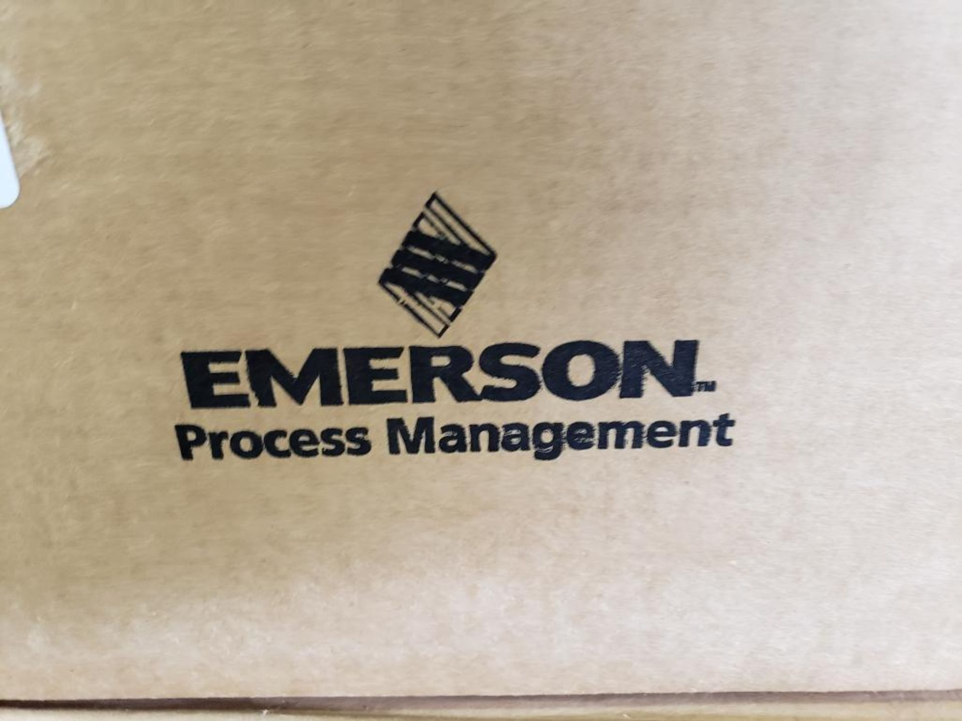 Qty 2 - Emerson Controls Bristol AC Amp chart recorder. Part number 410887B02. New in box. - Image 2 of 5