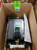 Square D PowerPact breaker. 450 amp 3 phase. Model MGL36450LW. New in box.
