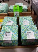 Qty 4 - Boxes Phoenix Contact model 3010217 terminal block. New in box.