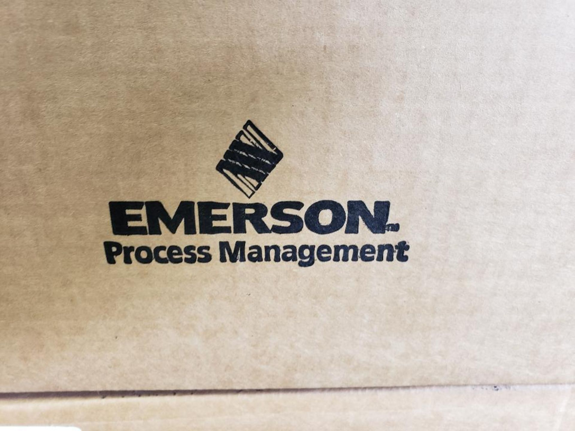Qty 2 - Emerson Controls Bristol AC Amp chart recorder. Part number 410887B02. New in box. - Image 3 of 5