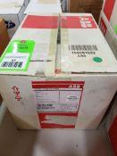 ABB circuit breaker model sace tmax t4v250. New in box.