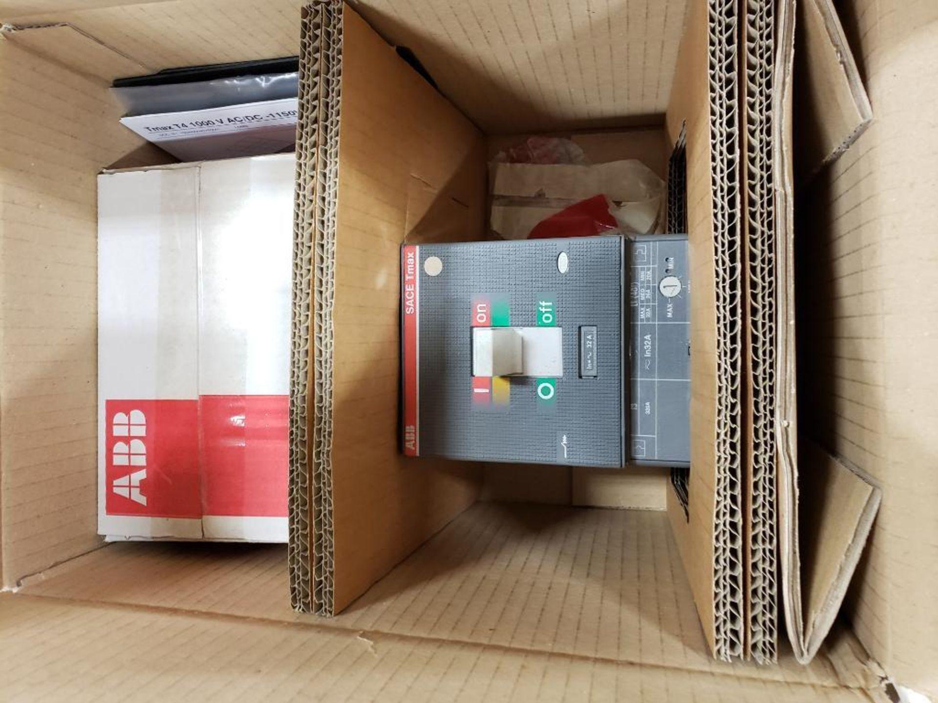 ABB circuit breaker model sace tmax t4v250. New in box. - Image 3 of 3