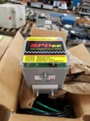 Qty 3 - Advanced Protection Technologies SPDee type 1 surge protective device. Model S50A600V3D.