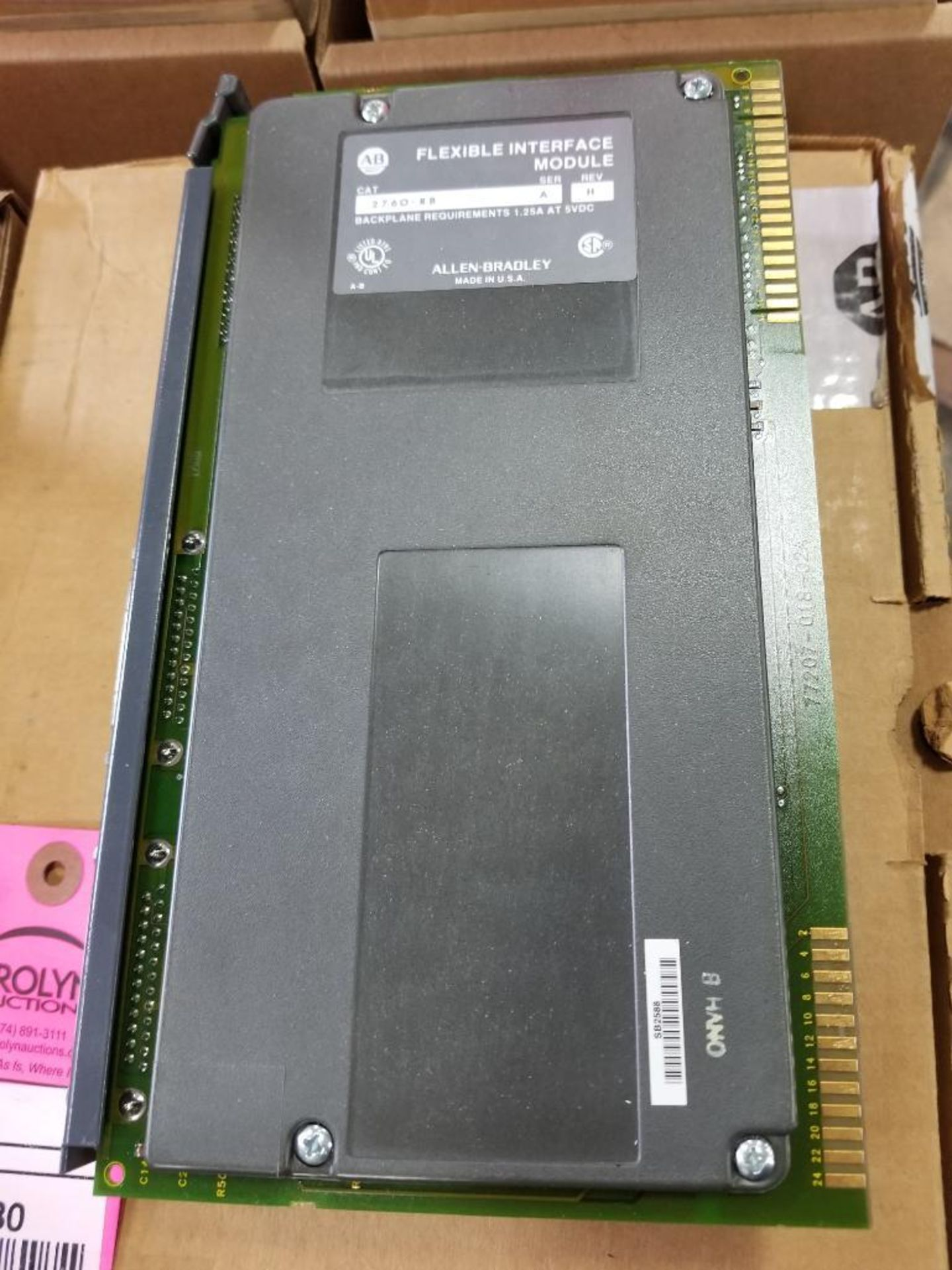 Allen Bradley flexible interface module. Catalog 2760-RB. New in box. - Image 2 of 5