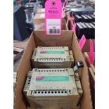 Qty 2 - Square D / IDEC micro-1 processors. Class 8003 type CP30 Ser A1.