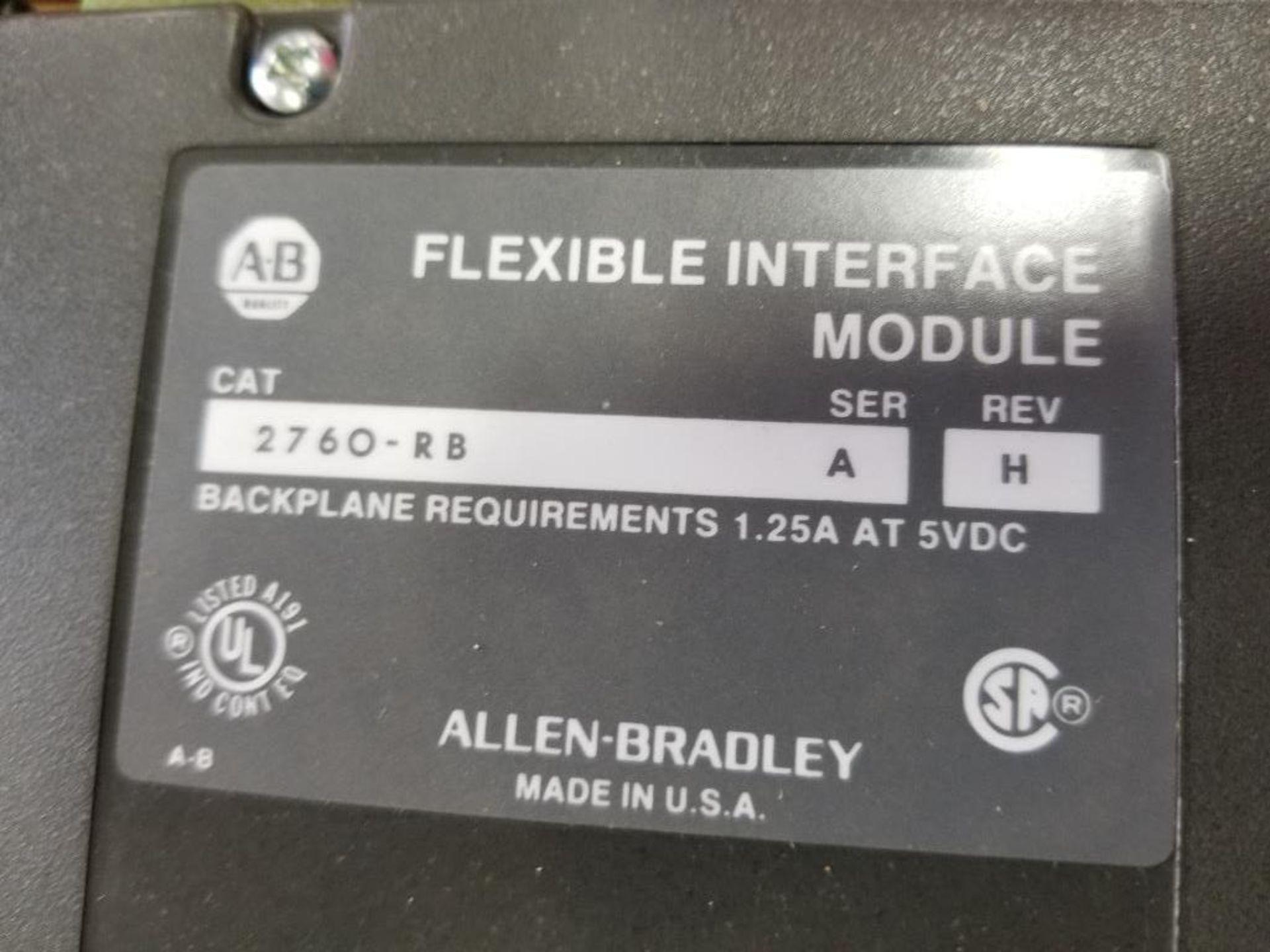 Allen Bradley flexible interface module. Catalog 2760-RB. New in box. - Image 3 of 5