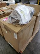 Qty 6 - Tychem coverall garment. Size Large. Part number C3198TTNMD0006WG. New in package.