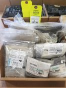 Large qty of Siemens parts. New in package.