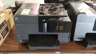 Hp officejet pro model 8610 all in one printer scanner copier.
