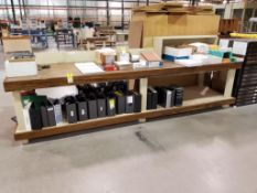 Large shipping table.