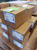 "Qty 100 - Madison Electric beam clamp. Model 27, 3/8""-16. New in bulk box (10 per box)"
