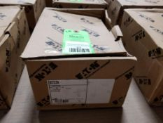 Qty 10 - Eaton connector. New in bulk box.