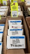 Qty 4 - Assorted Eaton Cutler Hammer breakers. New in box.