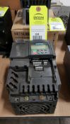 Siemens Micromaster 420 drive. Part number 6SE6420-2UC22-2BA1.