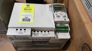 25hp ABB Baldor drive. Part number ACB330-03U-38A0-4.