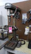 "Guardian Power 5/8"" capacity drill press. 5 speed. 115v single phase."