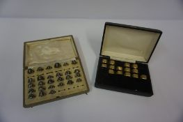 Collection of Silver Rings, stamped Sterling, 27 in total, 2.3oz overall, also with 14 gold coloured