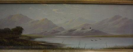 H Leslie Pair of Watercolours, (2)