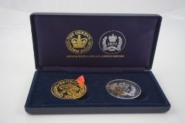Quantity of Coins, to include Edwardian examples, boxed set of Limited Edition the Queen,s Golden