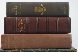 Box of Assorted Books, to include the K.O.S.B (Kings Own Scottish Borderers) in the Great War