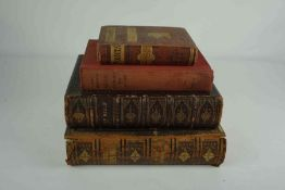 Two Boxes of Antiquarian and Later Books, to include six illustrated volumes of the Complete Works