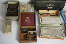 Large Quantity of Vintage Gents Shaving Razors, to include examples by Rolls, some boxed, Viceroy