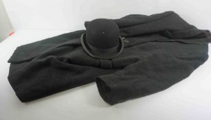 Herbert Johnson of London, Vintage Bowler Hat, Size 7 and a Quarter / 59, Also with a Russian