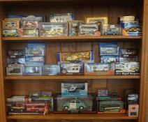 Large Collection of Model Die Cast Vehicles, Mainly to include Police, Ambulance and Fire Service