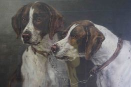 "Heywood Hardy (British 1842-1933) ""In Reserve"" and ""The Pick of the Pack"" Two Engravings, 50cm x"