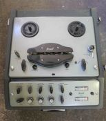 Brenell STB 2 Reel to Reel Recorder, 44cm high, 50cm wide