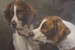 "Heywood Hardy (British 1842-1933) ""In Reserve"" Engraving, 50cm x 62cm"