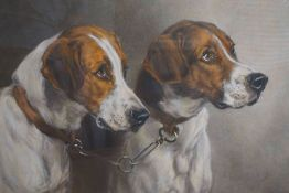 """Heywood Hardy (British 1842-1933) """"The Pick of the Pack, Stormer and Grasper"""" Engraving, 48.5cm x"""