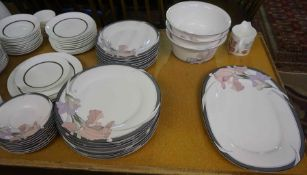 "Quantity of China Tea and Dinner Wares, To include a Wedgwood ""Charisma"" Part Tea Set etc,"