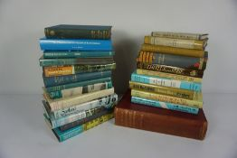 Quantity of Antiquarian and Later First Edition Books on the Scottish Borders, To include A Roman