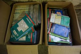 Quantity of Bartholomew Road Maps, Approx 300 in total
