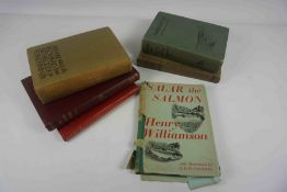 Quantity of Antiquarian and Later Books, To include Books on Fishing and Golf, The Savoy Operas by