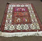 Turkish Simak Prayer Mat. 97cm x 62cm