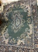 Persian Style Machine Made Rug, 286cm x 199cm