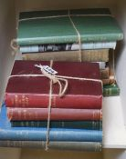 Quantity of Antiquarian Books on the Scottish Borders, (12)