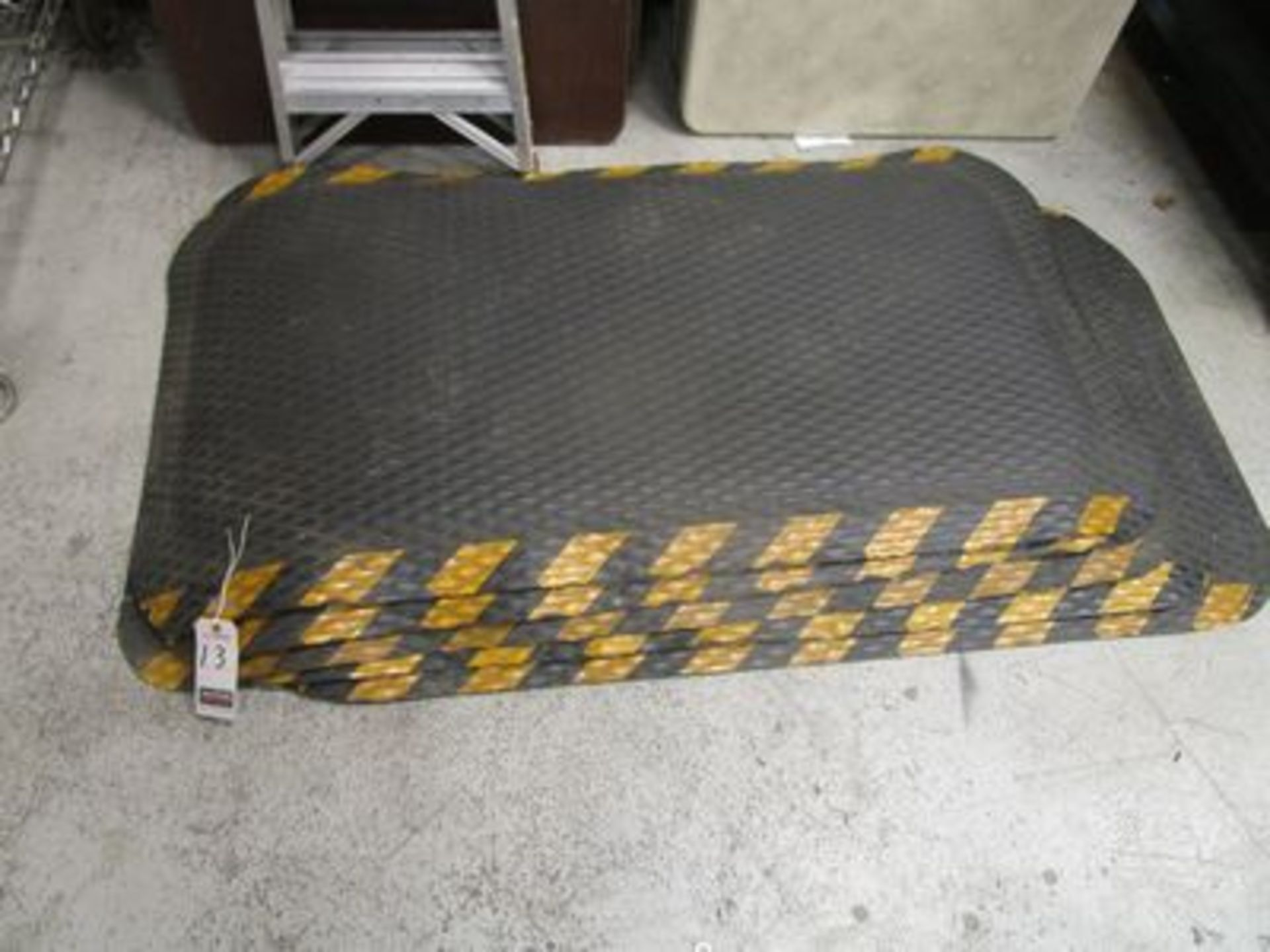 "Lot 13 - 60""X32"" RUBBER MATS"