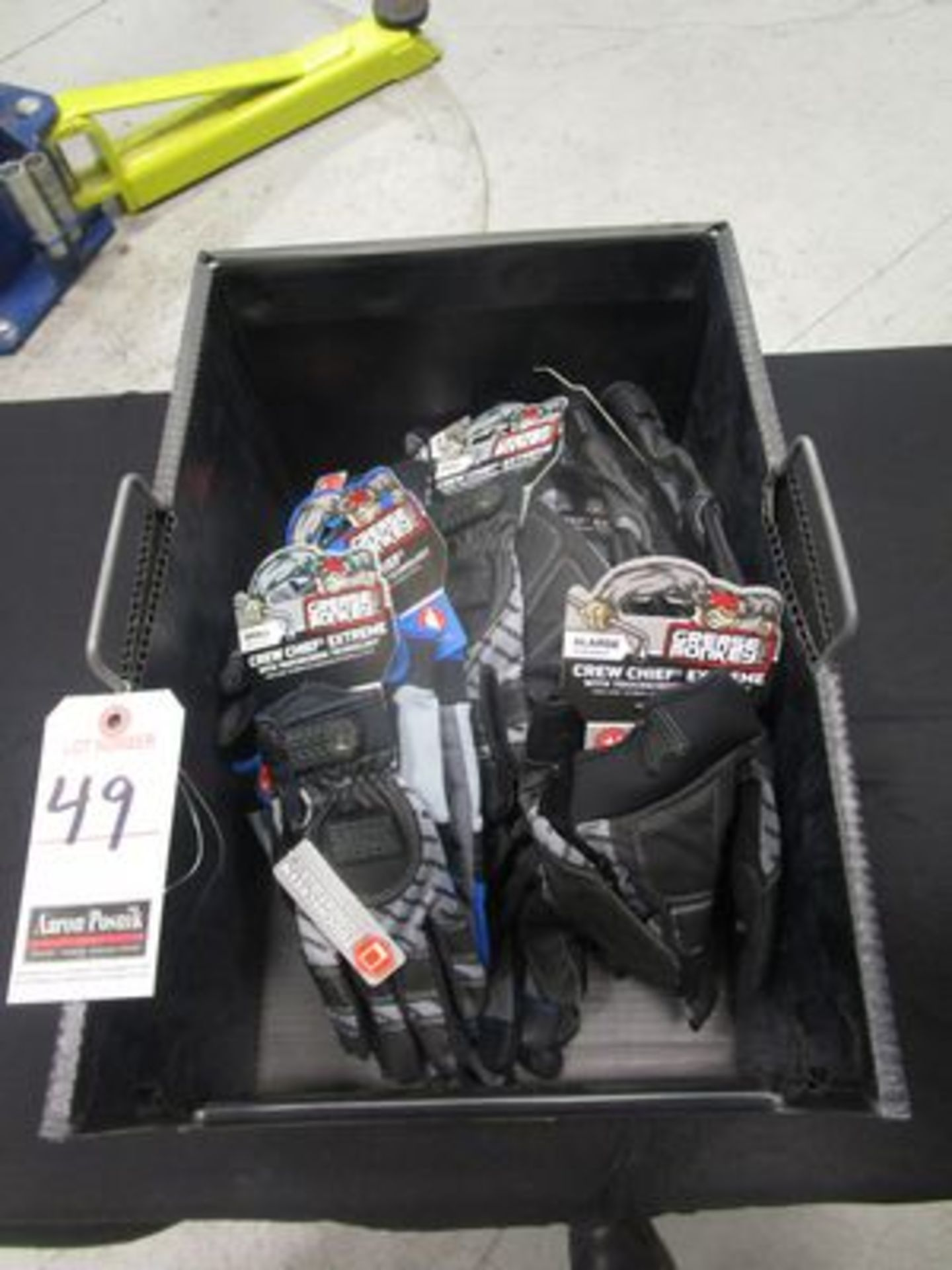 Lot 49 - PAIRS GREASE MONKEY WORK GLOVES
