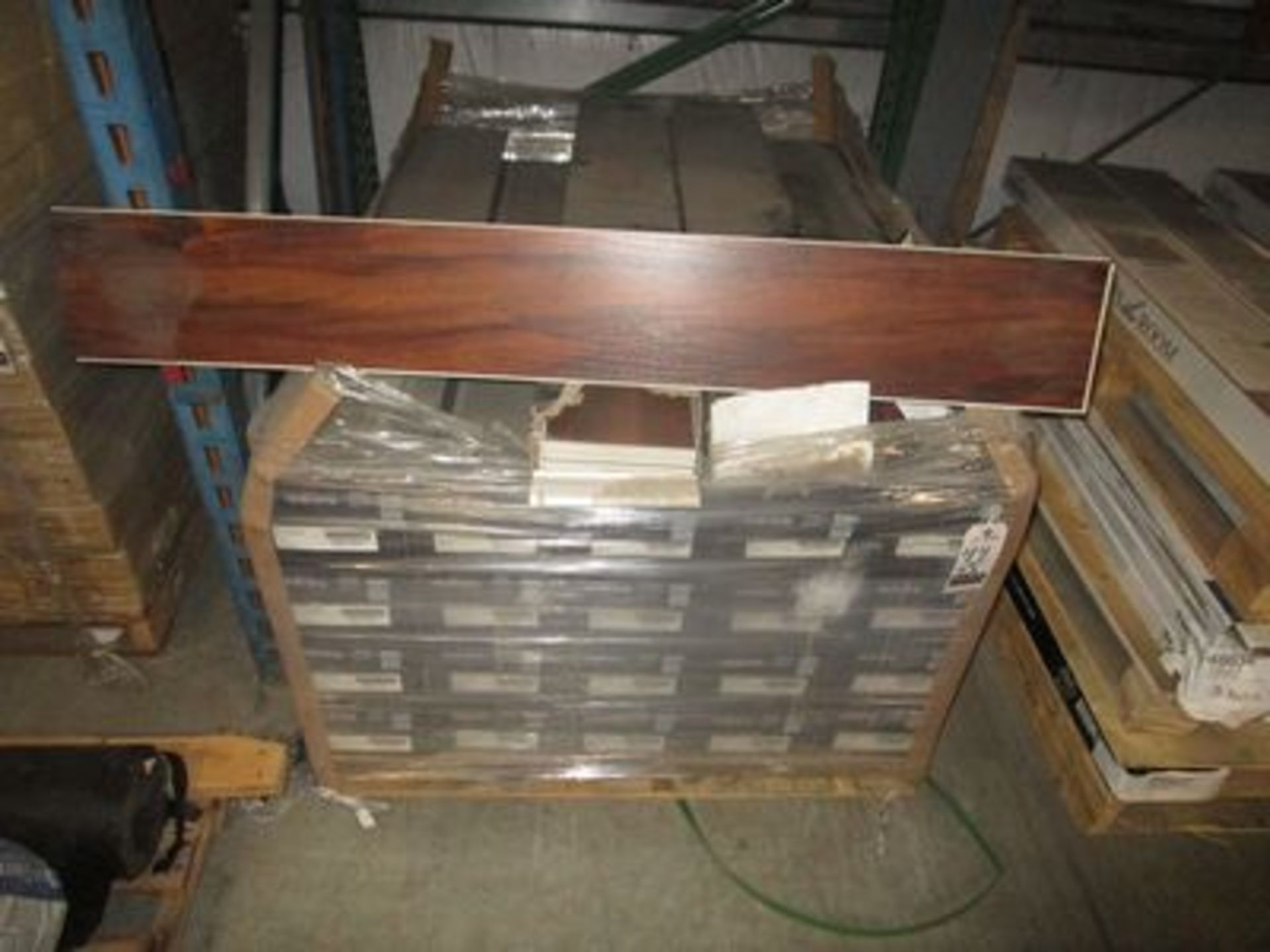 Lot 44 - BOXES MOHAWK SOLID TECH BURNT EMBERS T & G HARDWOOD FLOORING, (23 S/F PER BOX)